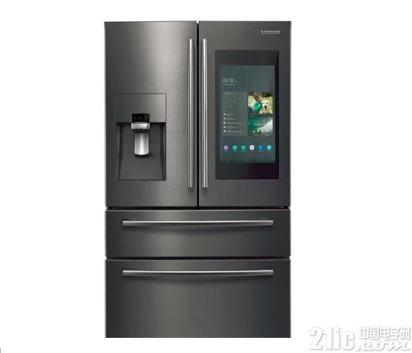 不怕忘关冰箱门,三星智能冰箱来了!