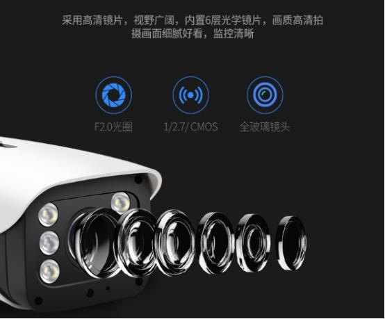 亿网电子电工无线网络摄像头,帮助实现高效监控