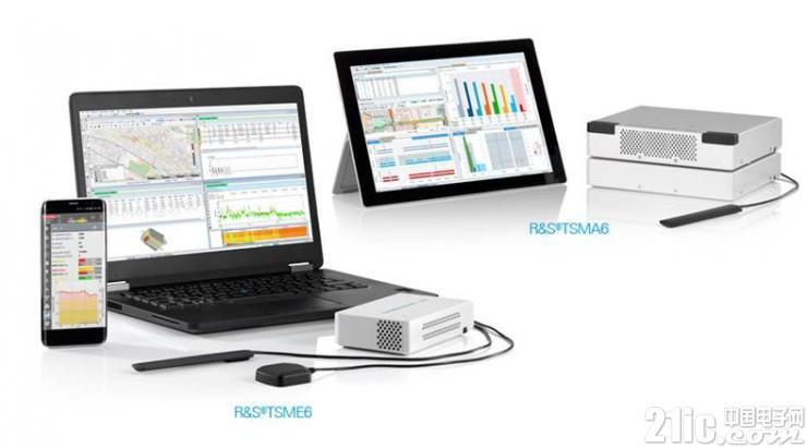罗德与施瓦茨联合中国移动推出业界首款5G宽带扫频仪