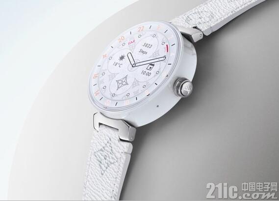 搭载高通骁龙3100,LV也推出可智能手表!