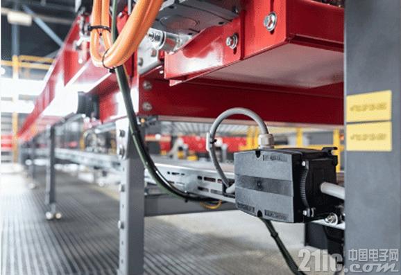 魏德米勒Fieldpower助力DHL分拣中心建设