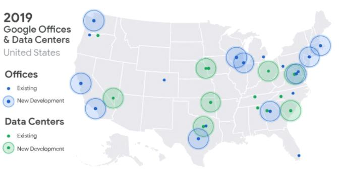 谷歌也开始投资房地产是怎么回事?斥资130亿的背后原因