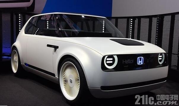 汽车业进入大屏时代?本田电动车Urban EV量产版2019年底前推出