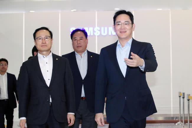 三星李在镕春节造访西安 存储芯片业务有何新动向?