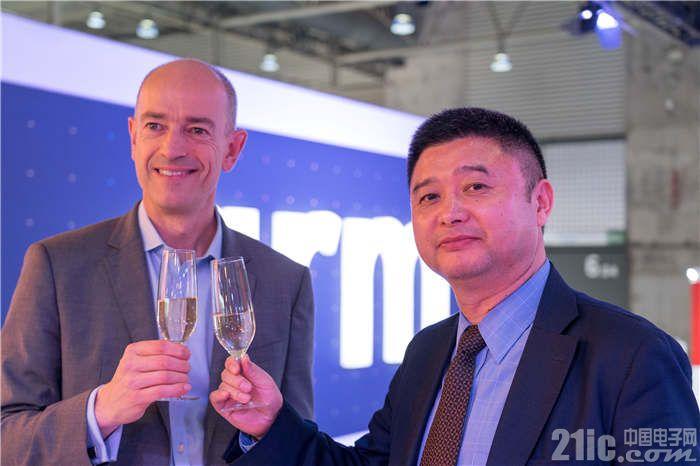 Arm与中国联通签署合作协议,联合打造中国物联网生态