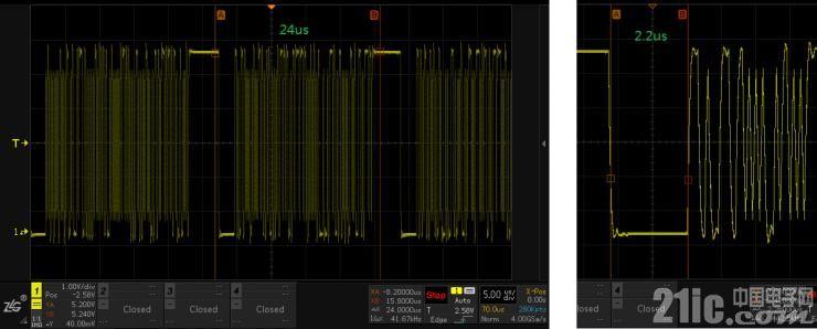 示波器稳定触发的三个步骤