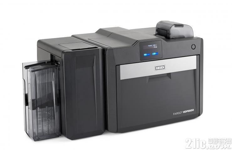 全球首款!HID FARGO HDP6600打印机成为获得GreenCircle 认证的再转印证卡打印机
