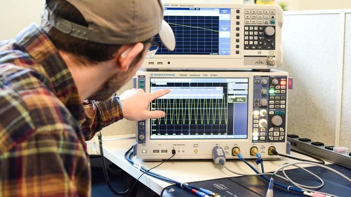 罗德与施瓦茨支持UNH-IOL提供100/1000BASE-T1汽车以太网的测试服务