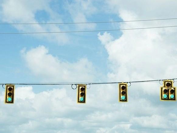 """一路绿灯不再是""""白日梦"""",奥迪这样优化路线!"""