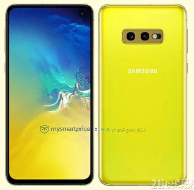 三星Galaxy S10系列新增两种配色:黄色和中国红