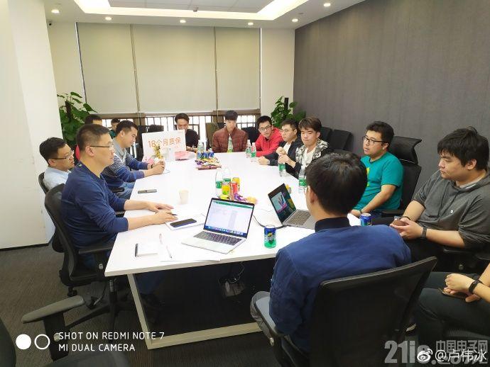 卢伟冰暗示1500元以上的Redmi手机有望用上NFC