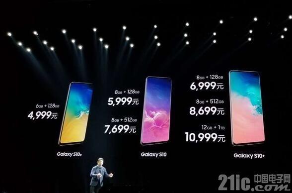 Galaxy S10印度售�r公布,比��行版�F一�c!