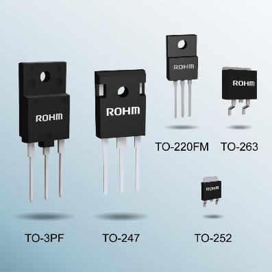 """让变频空调更节能,ROHM推出600V 超级结MOSFET """"PrestoMOS""""系列产品"""
