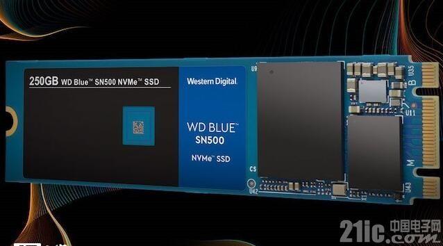 西数正式发布入门级NVMe SSD硬盘,55美元起