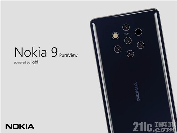 Nokia 9 PureView港版售价曝光:约合4300元