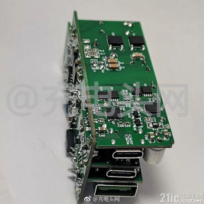 69W超级快充!双USB-C口氮化镓充电器曝光