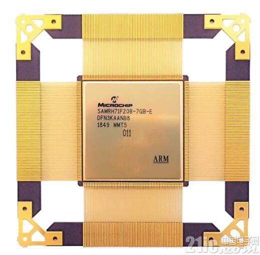 "Microchip推出""COTS - 耐辐射和抗辐射""Arm内核单片机"