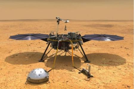 NASA�z�y火星地震,洞察�探�y器�l�F了什么?