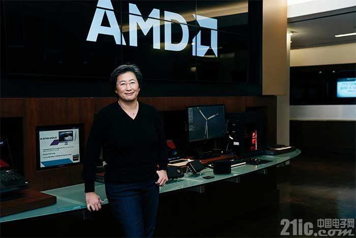 Q1季度全球PC出�量5848�f部,同比�p少3%,但AMD不用��心!