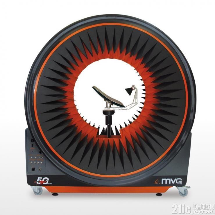 MVG无线通信测试技术为5G商用保驾护航