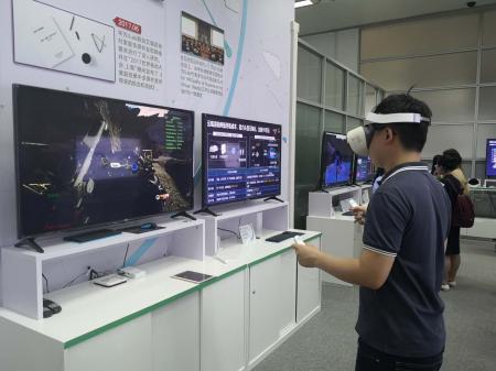华为实验室探访之VR商用变现方案问题