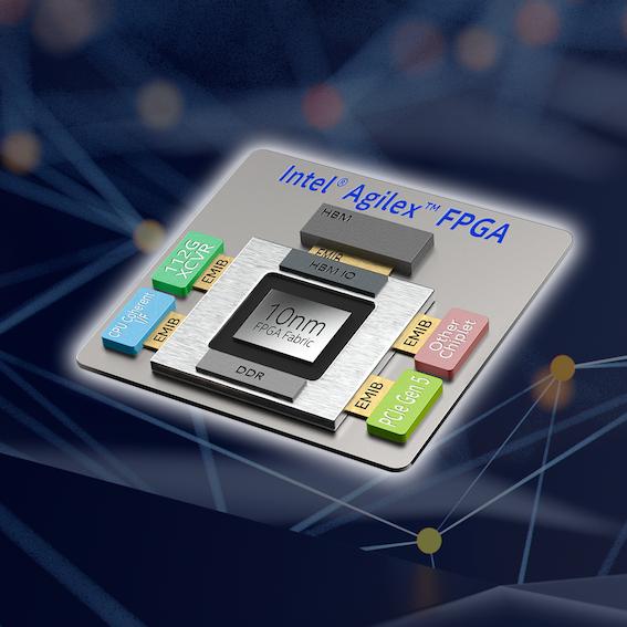 英特尔借助全新 10 纳米英特尔Agilex FPGA家族推动打造以数据为中心的世界