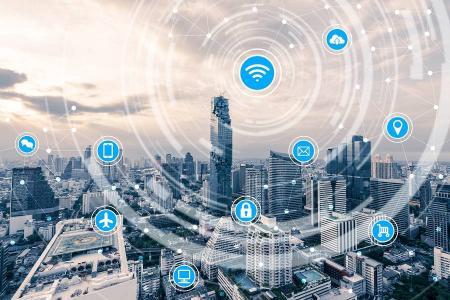 智慧城市在中国的发展