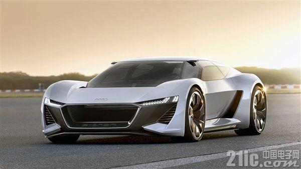 取代R8,奥迪计划推出电动超跑e-tron GTR