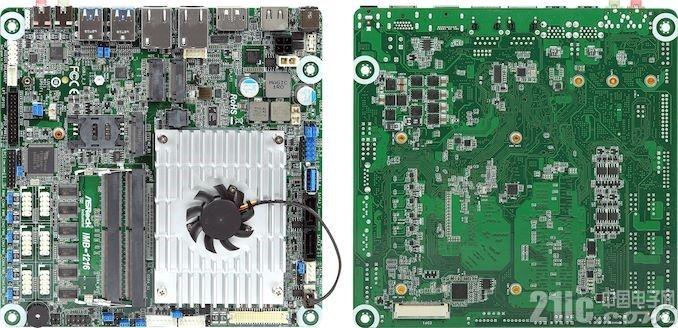 搭载英特尔Whiskey Lake-U SoC,华擎推出一款mini ITX主板,