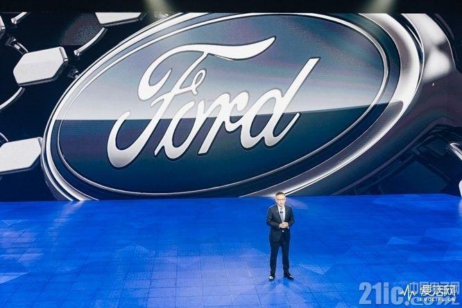 福特爱上了中国市场!3年30款中国定制车型