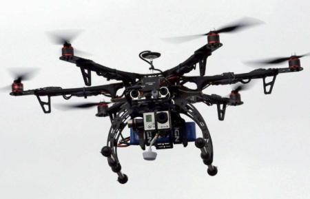 基于计算机视觉探测与规避的自主飞行器超视距?