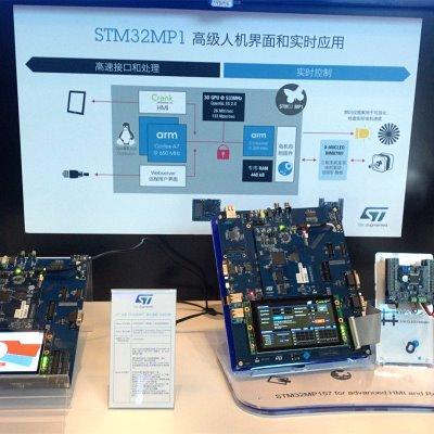 将人工智能的触角将延展到边缘设备上,STM32全面升级应对AI挑战