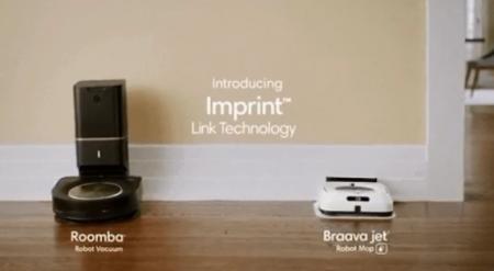 iRobot发布一对可打扫卫生的清洁机器人