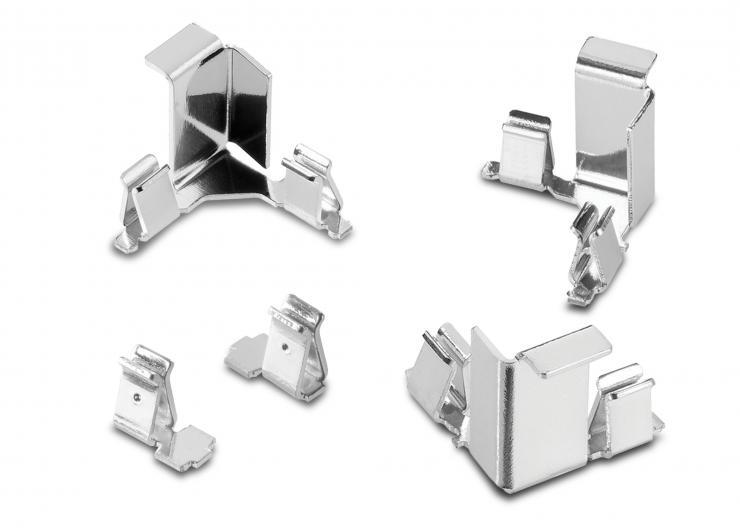 Harwin推出适用于受限设计空间的超紧凑型EMI/RFI屏蔽罩夹子