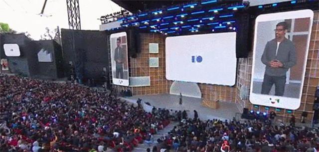 谷歌IO大��:AI�@�G全��  Android Q略�u肋