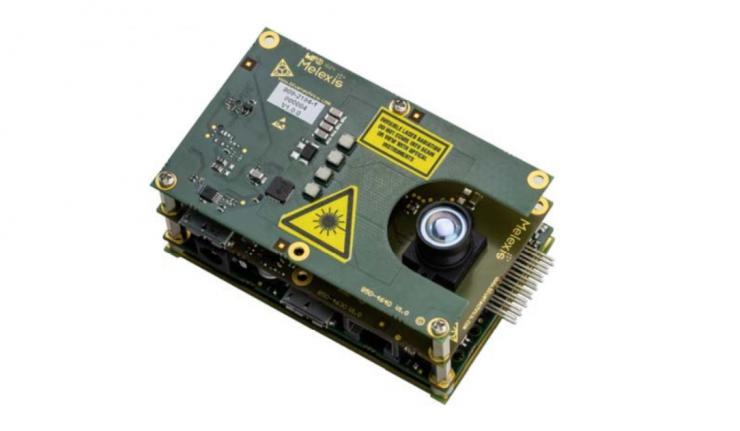 MLX75023 ToF评估板