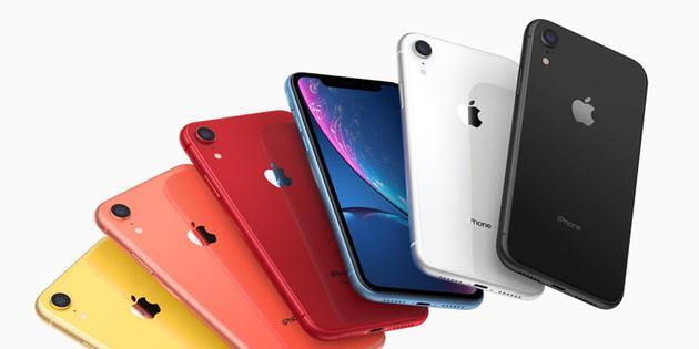 2019款iPhone XR又增新配色