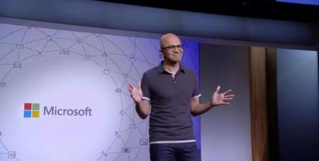 微软召开的Build开发者大会上,研发自主机器人是重点