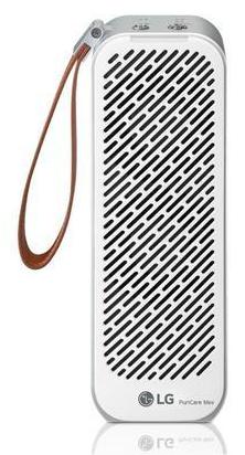 LG空气净化器搭载PM 1.0传感器