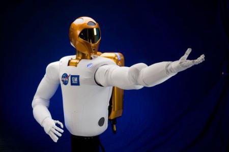 航天�C器人Robonaut欲返���H空�g站