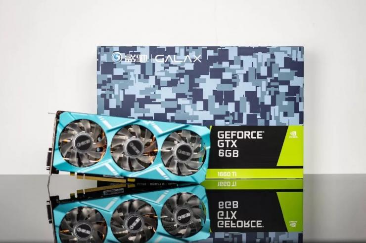 影驰 GeForce GTX1660Ti 金属大师测评