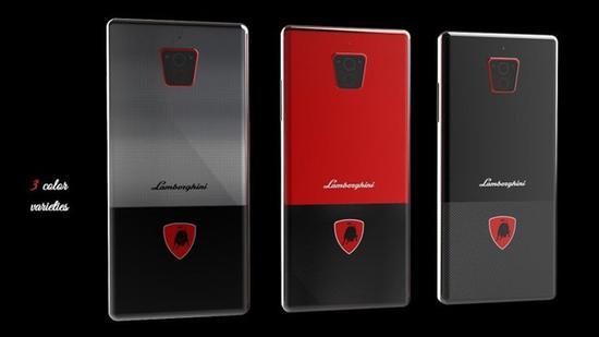 博基尼自己推出概念手机:配置超高,质感极佳