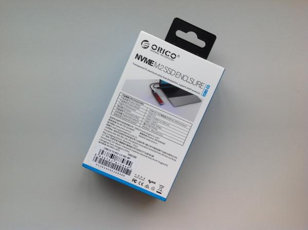 揭露ORICO NVME M.2固态硬盘盒外观、性能面纱