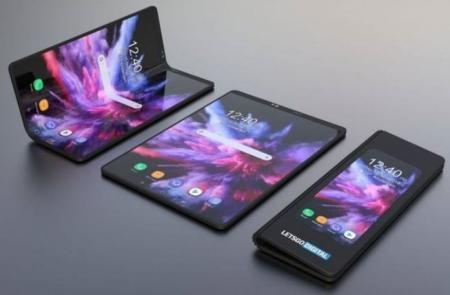 折叠手机尚未上市,可各大厂商之间的专利竞争早已开启