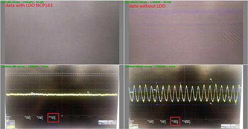 采用LDO实现简洁的电源以提高图像传感器质量