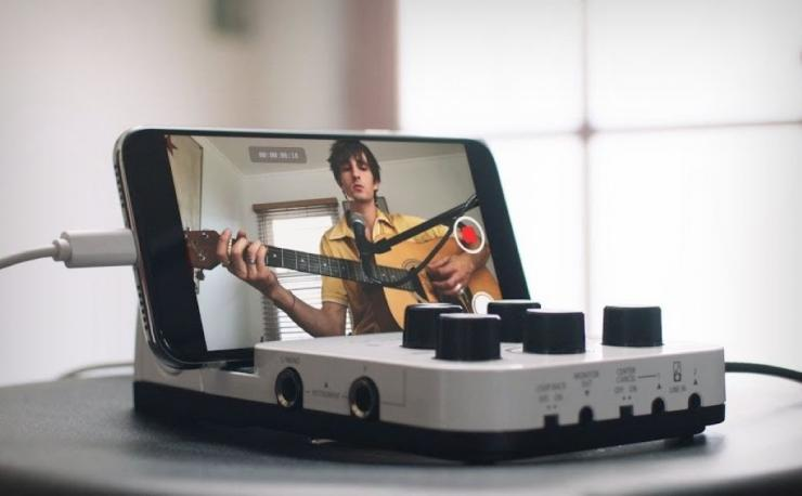 Roland's Go:Mixer Pro,以最低价格成立你的个人音乐工作室