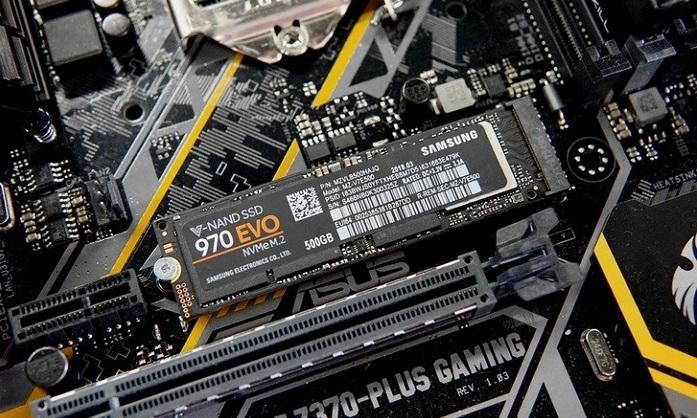 SSD王者之一,三星970系列强势测评
