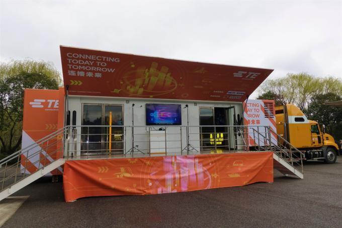 "TE Connectivity ""连接未来"" 全国巡展进京,畅想航空航天科技创新"