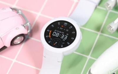 华米Amazfit智能手表,智能你的生活