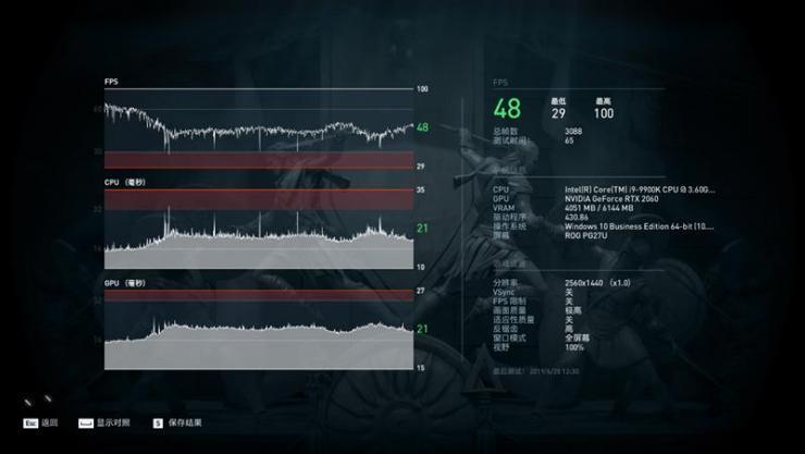 映众GTX 1660 Ti冰龙超级版超频状态性能大提升